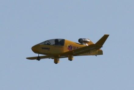 Sonex Aircraft jet Completes First Flight