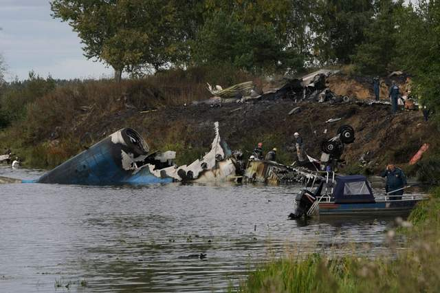 Yak-Service Yak-42 crash