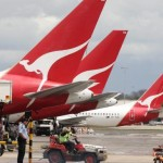 Qantas Flights Grounded