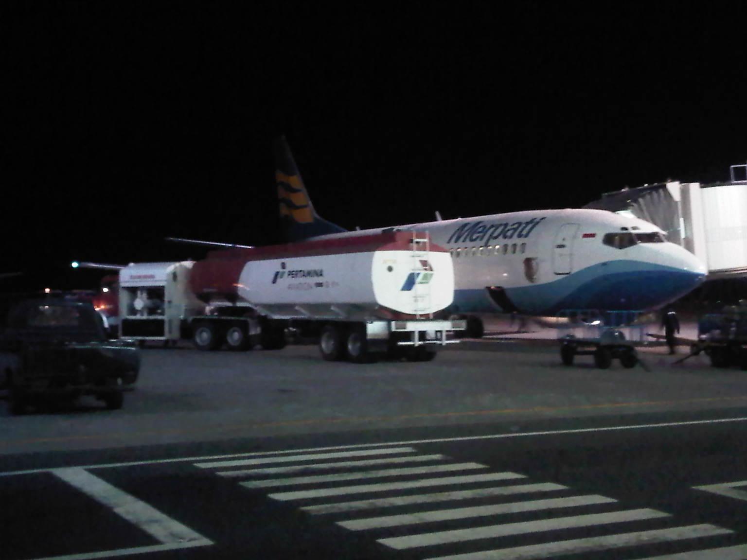 Hutang Rp 270M Pertamina Stop Avtur Merpati Nusantara Airlines