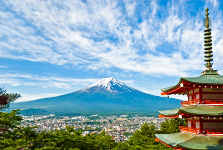 Japan to Give 10,000 Airplane Tickets to International Tourists