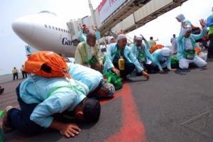 Jadwal Kedatangan Kepulangan Jamaah Haji Solo