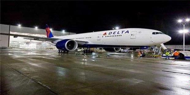 Pramugari Delta Airlines ditinju