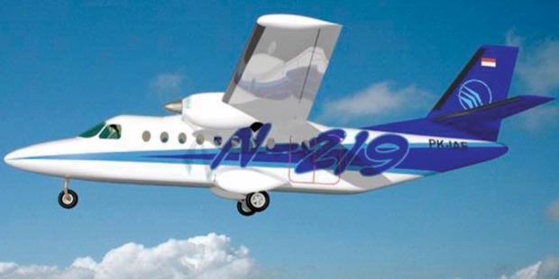 PT DI akan produksi pesawat N-219