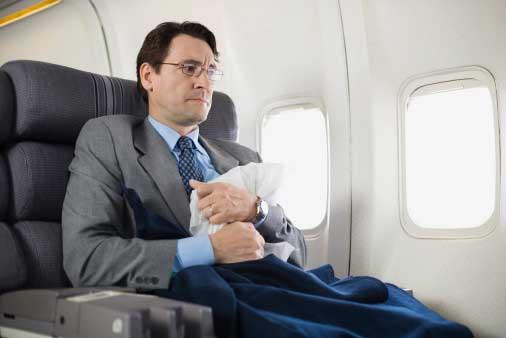 Tips Pertama Kali Naik Pesawat Terbang