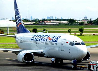 Batavia Air Maskapai Pertama yang Bayar Kompensasi Delay Rp 300 Ribu