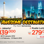 Promo Air Asia New Awesome Destination