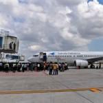 Cuaca Buruk Dua Penerbangan dari Bandara Lombok Dibatalkan