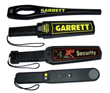 Hand-Held Metal Detector