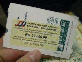 PJP2U - Airport Tax - Panduan Naik Pesawat
