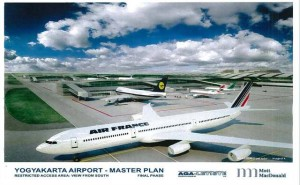 Bandara Kulonprogo Beroperasi Tahun 2016