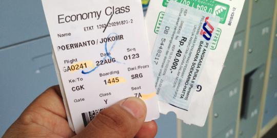 Mulai 1 Oktober Seluruh Bandara Angkasa Pura II Terapkan PSC on Ticket