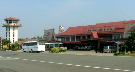 Bandara Syamsudin Noor Terganggu Kabut Asap