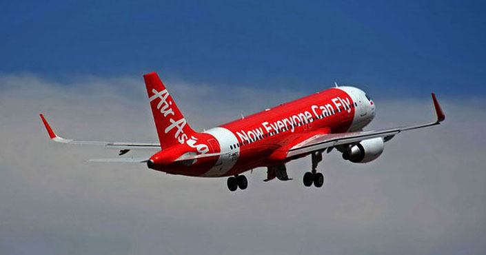 AirAsia QZ-506 Rute Bali Singapura Tabrak Burung
