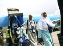 Kepulangan Jamaah Haji Banjamasin