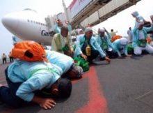 Kepulangan Haji Embarkasi solo
