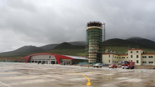 China Bangun Bandara Tertinggi di Dunia