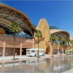 Cuaca Buruk Tunda Penerbangan di Bandara Ngurah Rai Bali