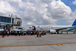 Cuaca Buruk di Bandara Lombok