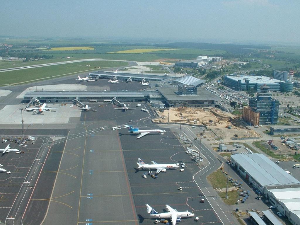 Fasilitas Bandara Air Side