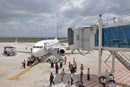 BIL Jadi Bandara Embarkasi Haji