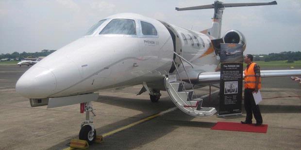PT Angkasa Pura I Bangun Terminal Jet Pribadi