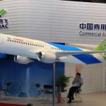 Pesawat China Comac C919