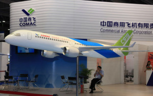 Pesawat China Comac C919