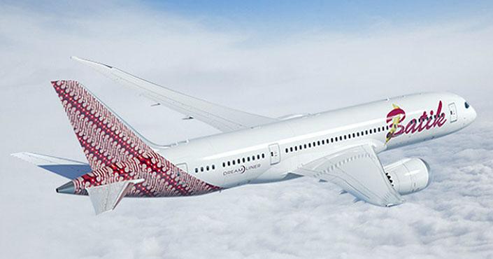 Lion Air Batalkan Pesanan Boeing 787 Dreamliner
