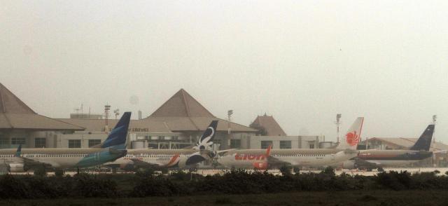 Sabtu Pagi, 5 Bandara Belum Beroperasi