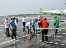 Bandara Adisutjipto dibuka kembali
