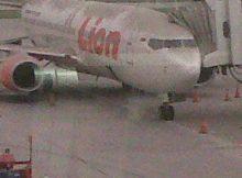 Bandara Tutup akibat debu