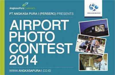 Angkasa Pura Airports Gelar Airport Photo Contest 2014